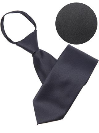 LTIE-066 그냥단색넥타이 (자동) 네이비,블랙 [제작 대량 도매 로고 인쇄 레이저 마킹 각인 나염 실크 uv 포장 공장 문의는 네이뽕]